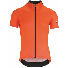 assos Mille GT Kortermede Sykkeltrøyer Herre lolly red